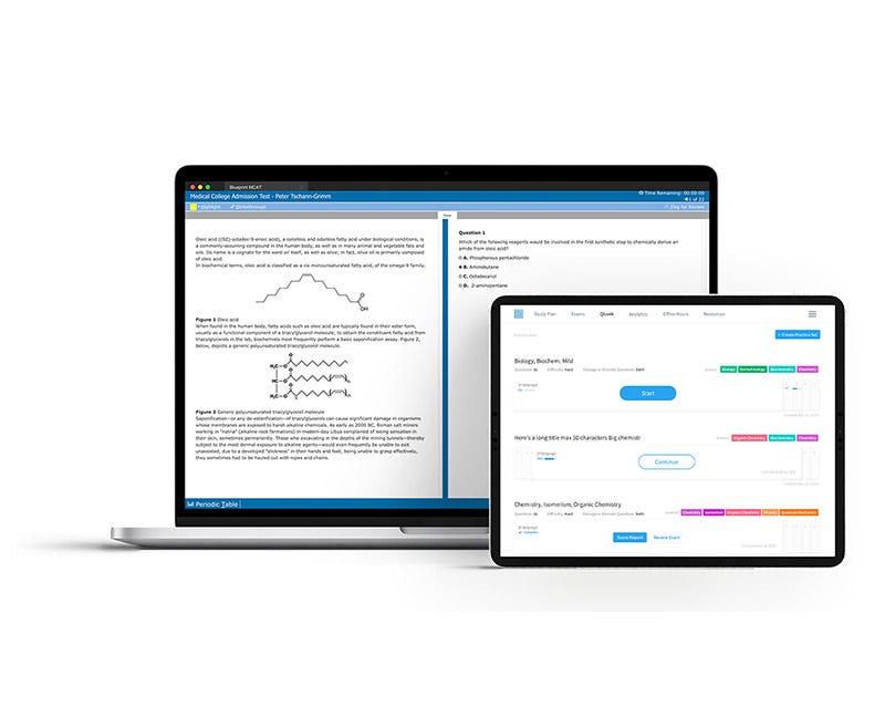 Blueprint MCAT QBank