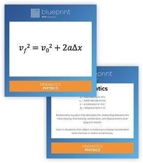 Formula Flashcards