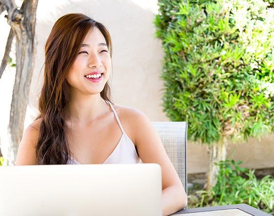 LSAT prep classes live online student